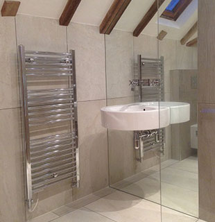 McDonnell bathroom refurbishment by Warwick Bathrooms