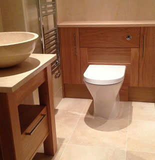Purdy bathroom refurbishment by Warwick Bathrooms