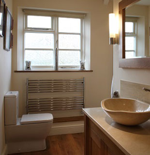 Showel bathroom refurbishment by Warwick Bathrooms